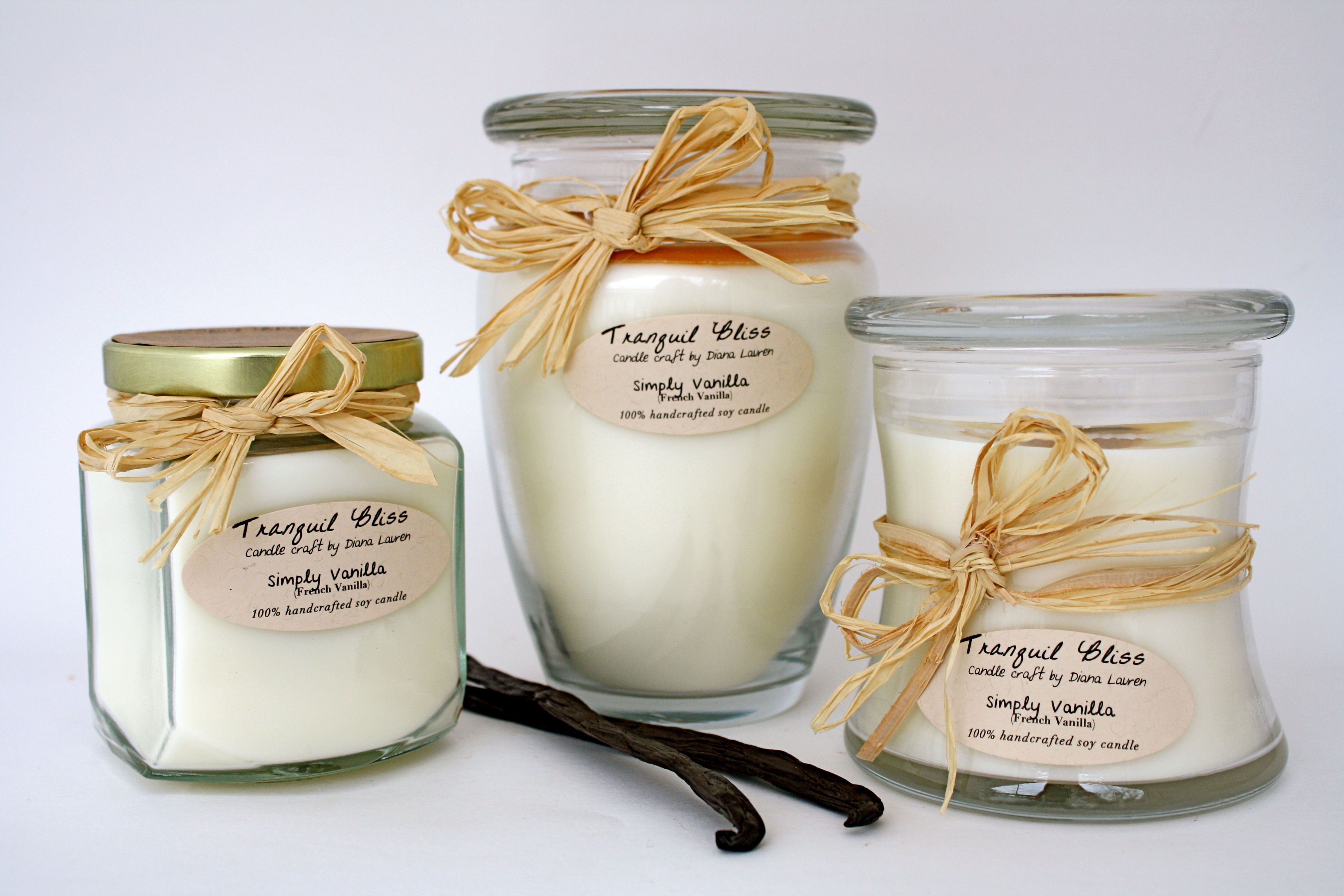 Tranquil Bliss Candle Craft by Diana Lauren 179 Jefferson St, East ...