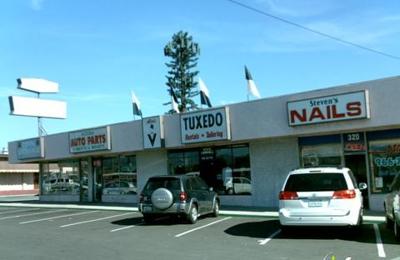 Alex Tuxedo Rental 322 N Azusa Ave, West Covina, CA 91791