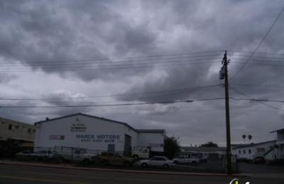 Marck Motors Body Shop - El Cajon, CA