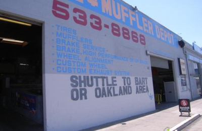 American Car Care Centers - Oakland, CA