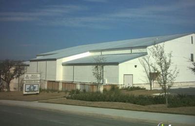 Holy Trinity Catholic Church - San Antonio, TX