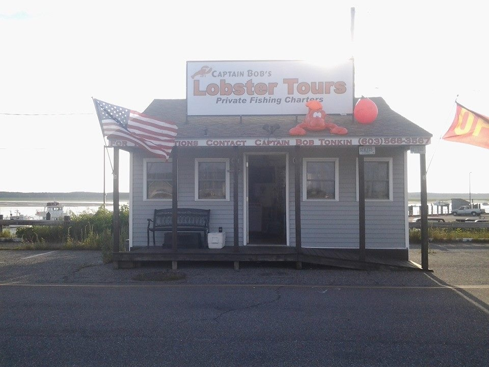 Captain Bobs Lobster Tours & Fishing Charters 1 Ocean Blvd