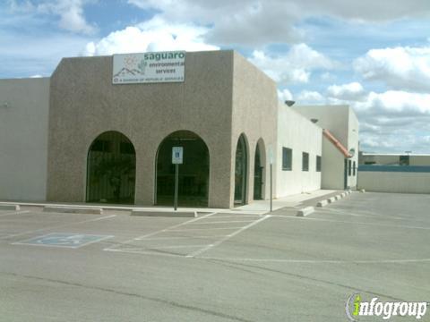 Saguaro Environmental Service 5055 S Swan Rd Tucson Az