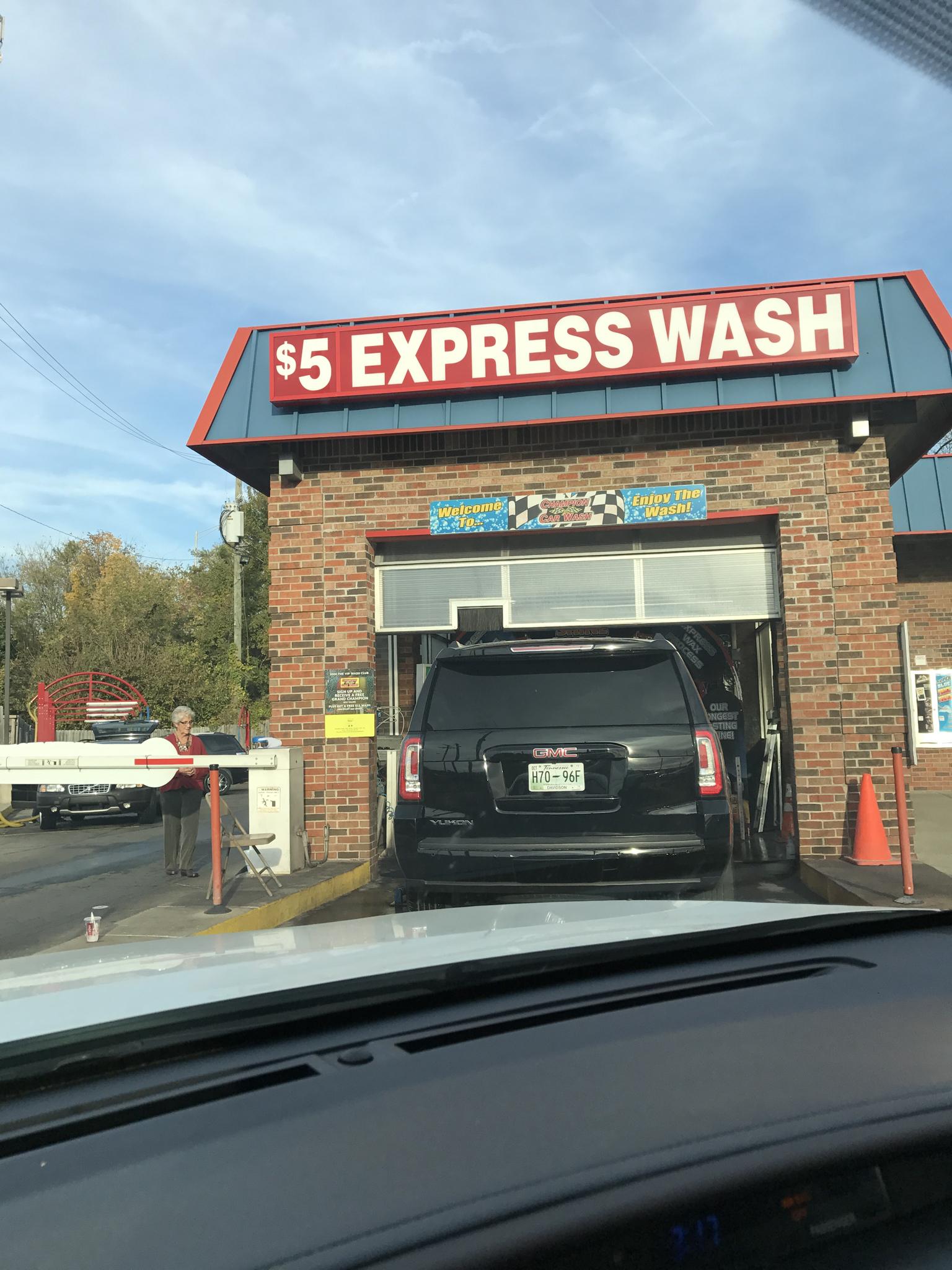 Champion car wash 2740 franklin pike nashville tn 37204 yp solutioingenieria Choice Image