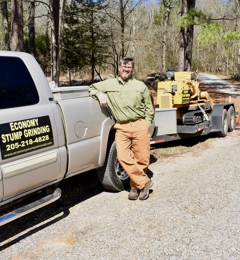 Economy Stump Removal - Birmingham, AL