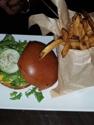 Mother Clucker w/handcut fries