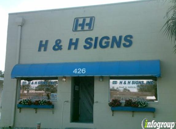 H & H Signs - Venice, FL