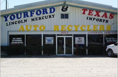 Texas Auto Recyclers - Grand Prairie, TX