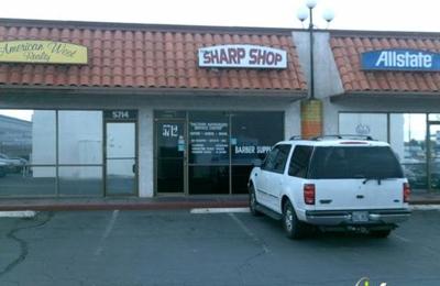 The Sharp Shop - Las Vegas, NV