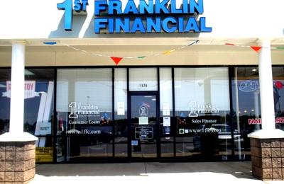 1st Franklin Financial 1570 Rome Hwy Cedartown Ga 30125 Yp Com