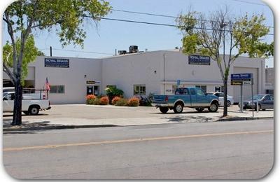 Royal Brass Inc - San Jose, CA