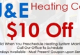 J & E Heating Co - Plymouth, MA