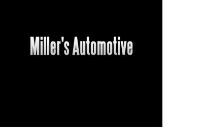Miller's Automotive Speed and Marine - Visalia, CA