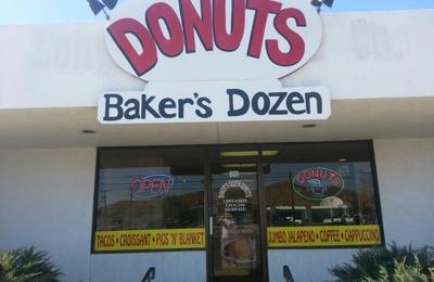 Bakers Dozen Donuts 801 N 5th St Alpine Tx 79830 Ypcom