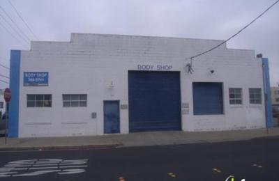 Towne Auto Body - Redwood City, CA