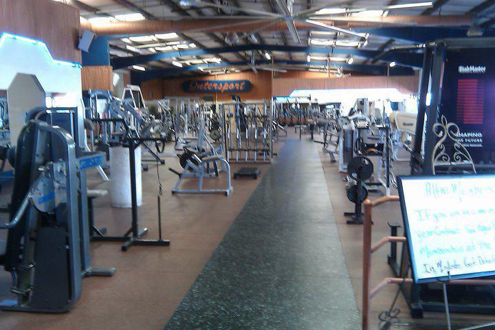 Intersport fitness center stratos way modesto ca