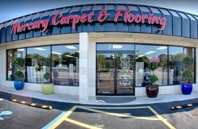 Mercury Carpet & Flooring - Jacksonville, FL. Storefront