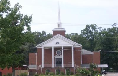 Whitten Memorial Baptist Church - Memphis, TN