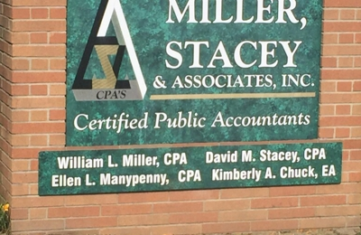 Miller Stacey & Associates Inc CPA'S - East Liverpool, OH