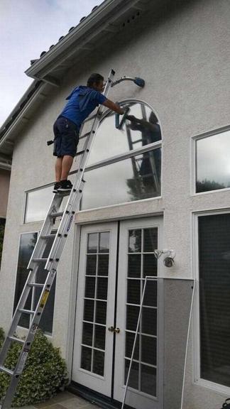 Ascension  Window Washing