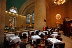 Michael Jordan's The Steak House in Grand Central Station, New York City