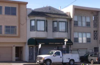 Steve's Awning - San Francisco, CA