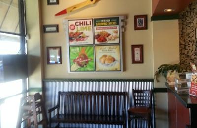 Wingstop Restaurant - Madera, CA. Wing stop
