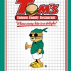 Tom's Famous Burgers