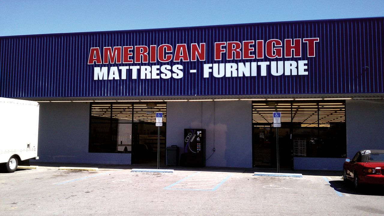 American Freight Furniture And Mattress 4500 Mobile Hwy Pensacola Fl 32506 Yp