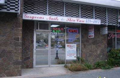 Gorgeous Nails & Skin Care - Mountain View, CA