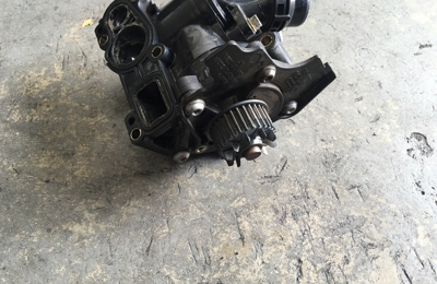 CR Auto Mobile Service - West Palm Beach, FL. Water pump 2013 Volkswagon CC
