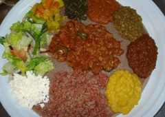 Blue Nile Ethiopian Restaurant - Houston, TX