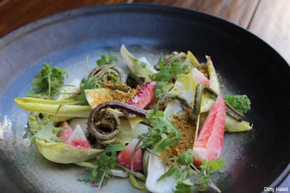 Spring Dishes to Die For