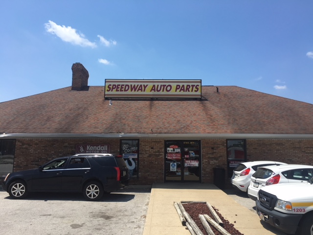 Speedway Auto Salvage >> Speedway Auto Parts 6718 E 38th St Indianapolis In 46226