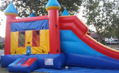 Kid's Bounce Jumpers