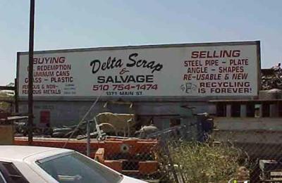 Delta Scrap & Salvage - Oakley, CA