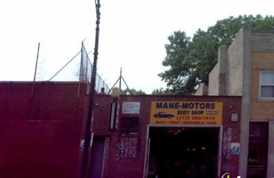 Mane Motor's Body & Repair Shop - Chicago, IL