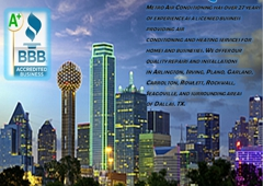 Metro Air Conditioning  Heating & Services - Dallas, TX