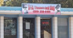 A-1-A / Preston's Lock Shop - Atwater, CA