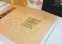 Stylish Print & Design Gallery Letterpress Foil Stamping - Long Island City, NY