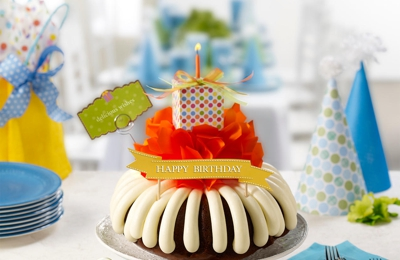 Fantastic Nothing Bundt Cakes 1155 S Dale Mabry Hwy Ste 5 Tampa Fl 33629 Personalised Birthday Cards Veneteletsinfo