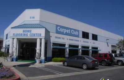 Carpet Club Commercial - Escondido, CA