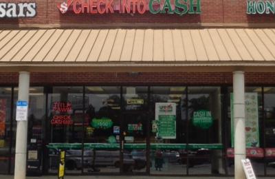 Check Into Cash - Clanton, AL