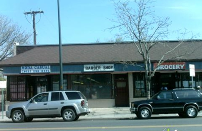 Wright's Barber Shop - Denver, CO