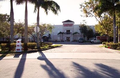 CubeSmart Self Storage - Boynton Beach, FL