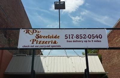 R & D's Streetside Pizzeria - Nashville, MI