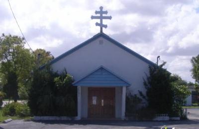 St Nicholas Orthodox Church - Wilton Manors, FL
