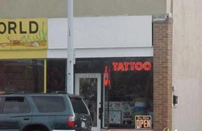 Ace Tattoo - El Cerrito, CA