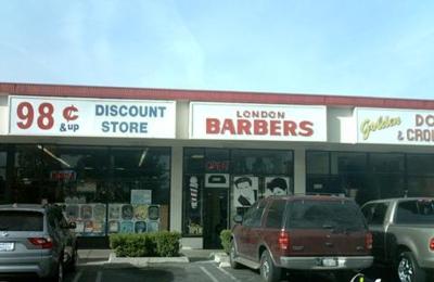 London Barber Shop - Pico Rivera, CA