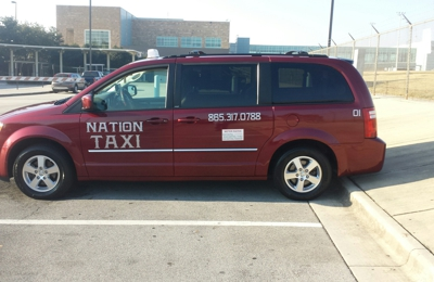 Nation Taxi Knoxvile - Knoxville, TN